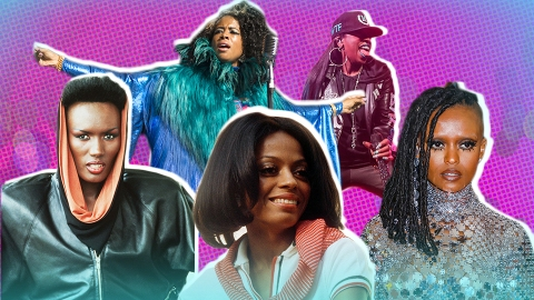 The Beauty Backstory on 5 Black Musicians Who Continue to Set Trends On and Off Stage | StyleCaster