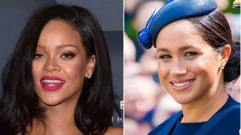 Rihanna & Meghan Markle Are Apparently Secret Friends, So Can We Get A Brunch Invite? | StyleCaster