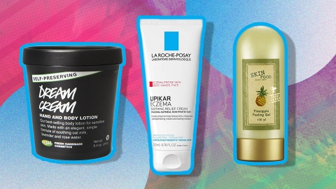 The Must-Have, Holy Grail Products for Dry Skin According to People With Eczema | StyleCaster