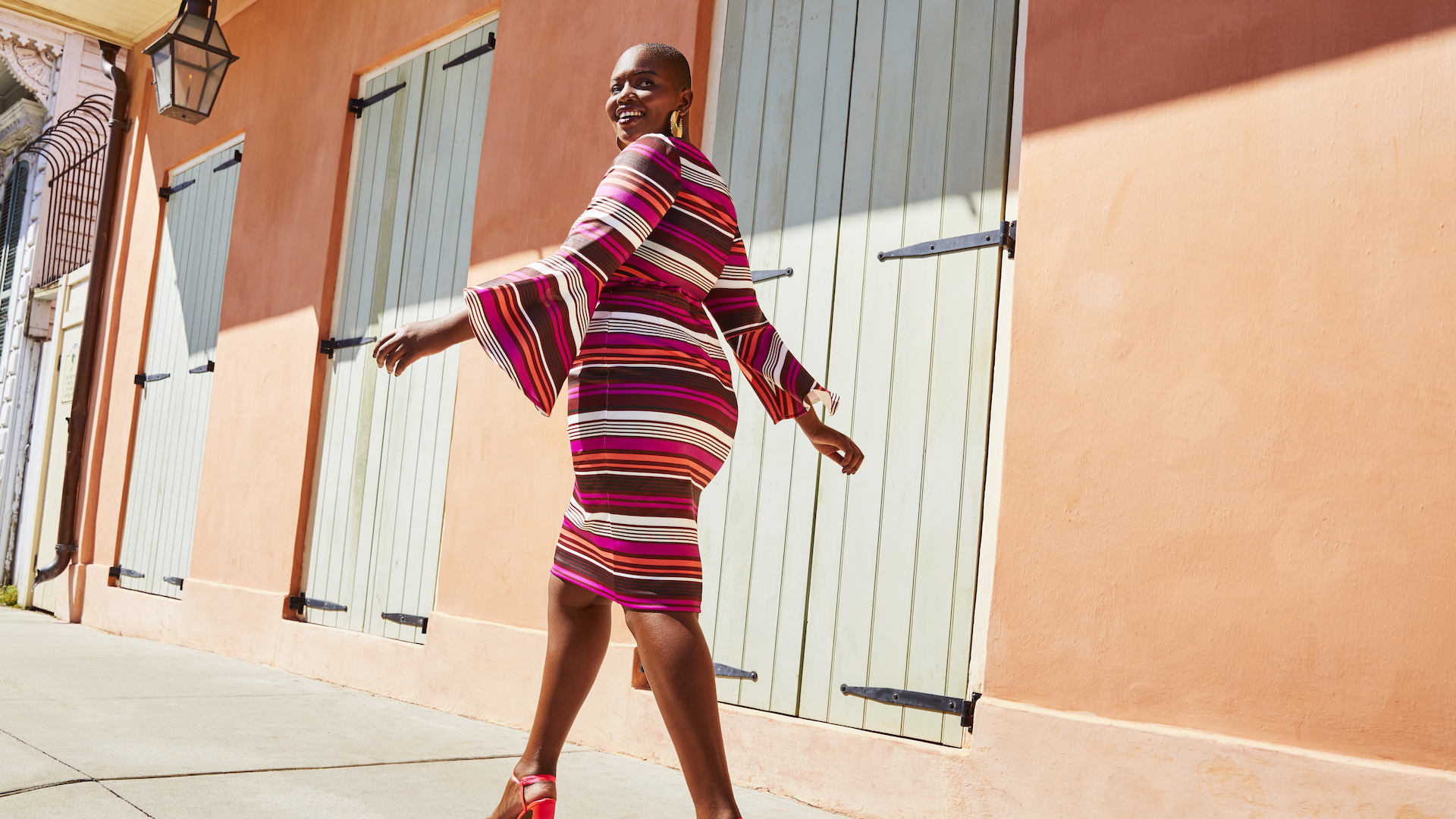 Eloquii's Fest Life Collection Is a Plus-Size Summer Wardrobe Dream