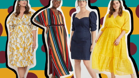 Um, Every Single Dress from Plus-Size Brand Eloquii Is on Sale Right Now | StyleCaster