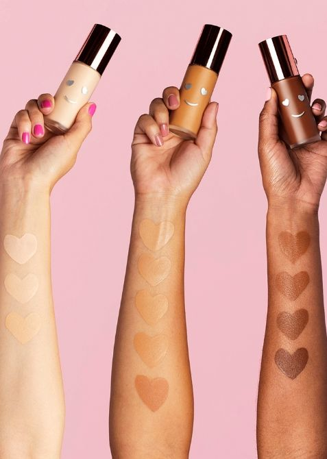 hello happy brightening foundation Benefits Brand New Foundation Is the Skin Brightener You Need in Your Life