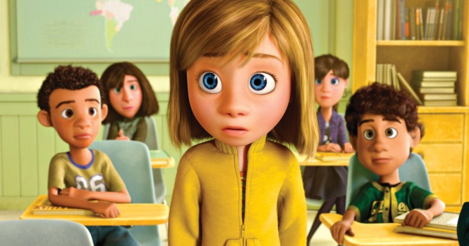 inside out movie Inside Out Is the Childrens Movie Millennials Needed In the 90s