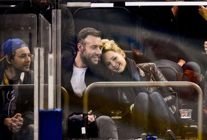 jennifer lawrence cooke maroney Jennifer Lawrences Wedding to Cooke Maroney Will Be Super Chill & Low Key