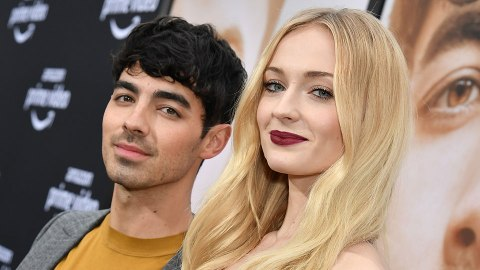 Joe Jonas & Sophie Turner Might Have Revealed Their Baby's Gender at a Baby Store | StyleCaster