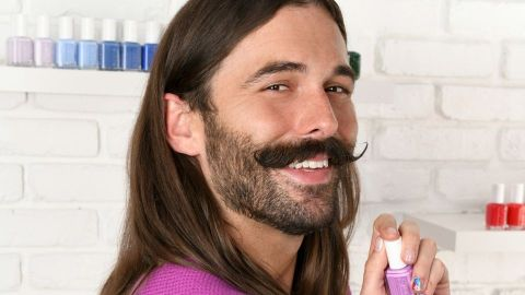 Jonathan Van Ness Is Officially Essie's First Non-Female Partner | StyleCaster