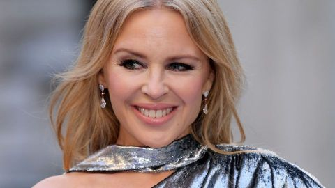 Kylie Minogue Launches Makeup Line After Legal Battle With Kylie Jenner   StyleCaster