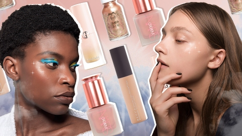 Liquid Highlighters for Skin That Looks Dewy, Not Greasy   StyleCaster