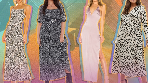 Sexy Summer Maxi Dresses Worth Slipping Into for Your Next Date Night | StyleCaster