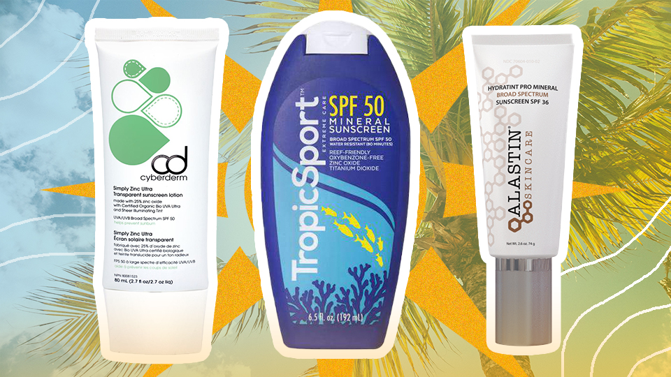 The Underrated, Must-Try Sunscreens You Probably Didn't Know Existed | StyleCaster