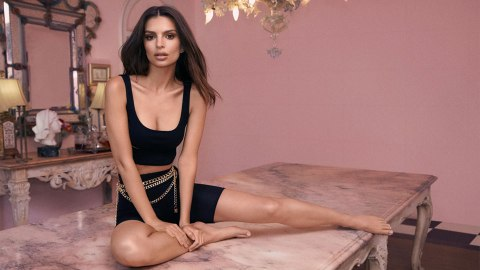 Emily Ratajkowski's Collab With Nasty Gal Is Sexy (Duh) & Size-Inclusive | StyleCaster