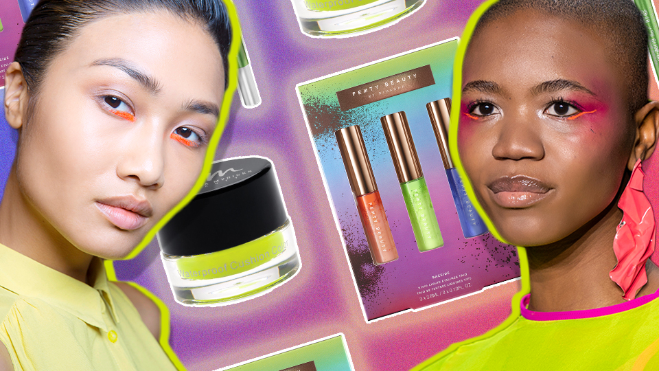 Neon Eyeliners That Eliminate the Need for Any Other Makeup