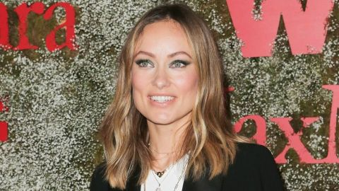 There's No Better Combo Than Olivia Wilde and Green Eyeshadow   StyleCaster