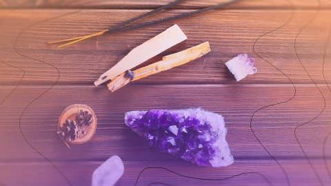When Killing Bad Vibes With Palo Santo Goes Terribly Wrong | StyleCaster