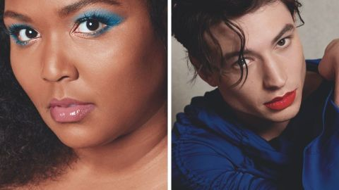 """Lizzo, Ezra Miller, and More Are Part of Urban Decay's """"Pretty Different"""" Campaign   StyleCaster"""