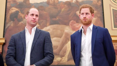 Apparently, Prince William Is 'Furious' With Prince Harry Over That Revealing Documentary | StyleCaster