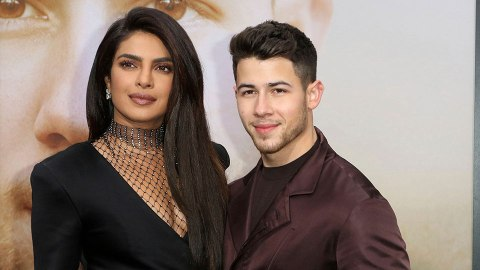 Priyanka Chopra Did Something Epic To Make Up For Missing The Jonas Brothers at the VMAs | StyleCaster