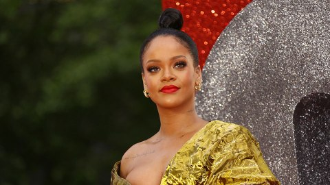 Rihanna's Mini Look-a-Like Just Scored Her First Beauty Contract   StyleCaster