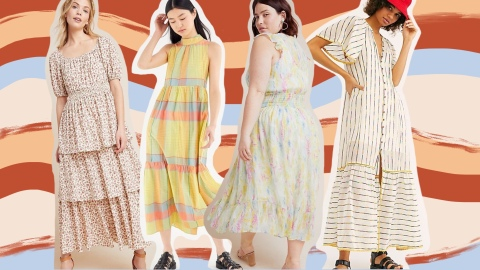 23 Super Cute Maxi Dresses to Snag on Sale Now and Wear All Summer Long | StyleCaster