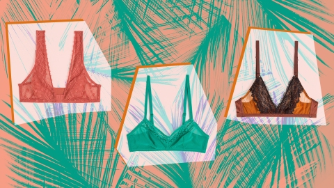 Cute Bralettes to Shop, Because Who Has Time for Underwires in This Humidity?! | StyleCaster