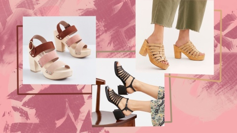 21 Pairs of Cute Summer Heels You Can Snag On Sale Right Freakin' Now | StyleCaster