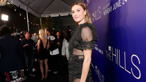 'The Hills: New Beginnings' Premiere Red Carpet Totally Just Transported Me Back to 2007 | StyleCaster