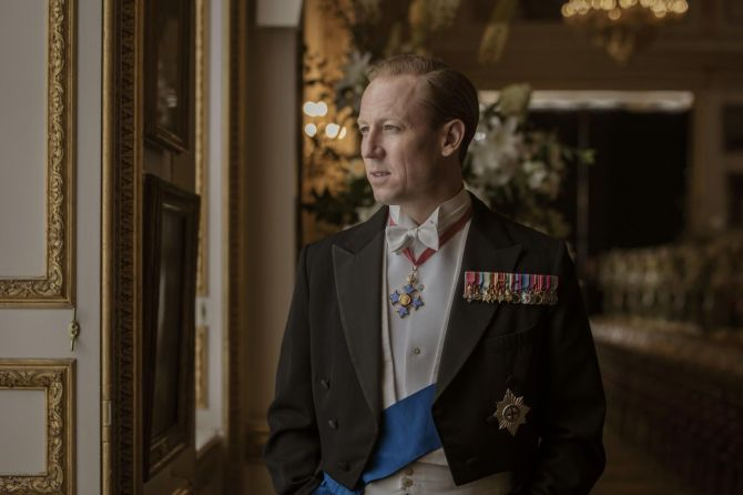 tobias menzies prince philip 1535450781 We Have To Talk About The Way Prince Philip Is Depicted On The Crown