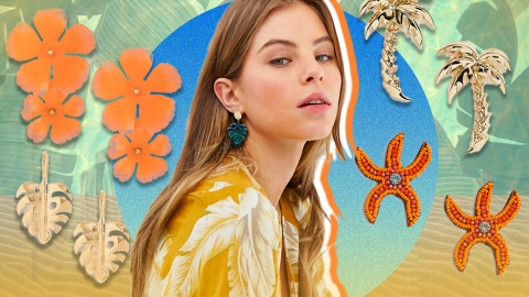 Your Love of All Things Tropical Can Officially Extend into the Jewelry Sphere | StyleCaster