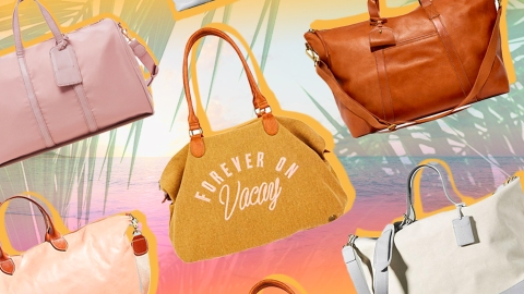 Am I the Only One Who Has a Thing for Weekender Bags? | StyleCaster