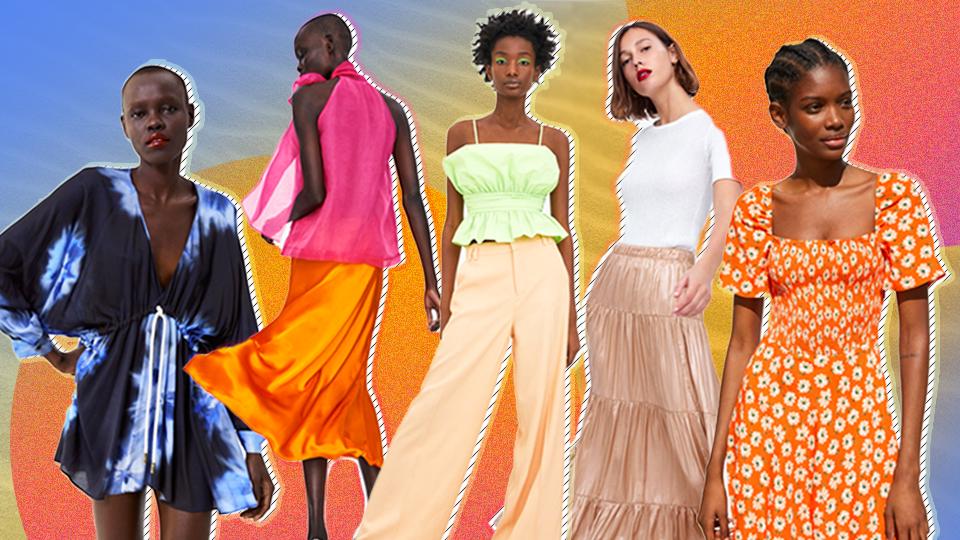 Drop Everything—Zara's Summer Sale Is Finally Here (!!!)