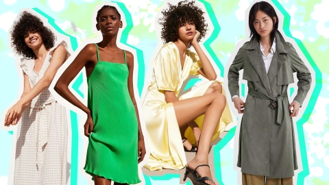 17 Zara Spring Pieces You Can Score on Sale Right Now, Because It's June, Y'all | StyleCaster