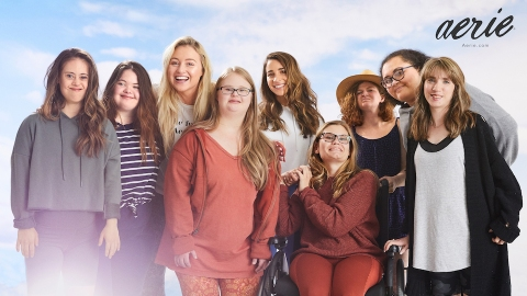 Aerie Just Teamed Up With the Special Olympics for Their Newest Campaign | StyleCaster