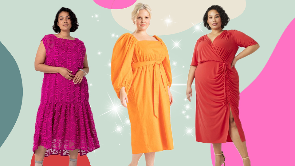 15 Plus Size Wedding Guest Dresses That Almost Steal The Show Stylecaster