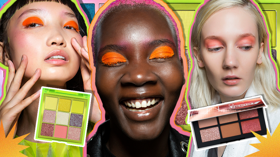 There's Still Time to Play With These Buzz-Worthy Summer Eyeshadows