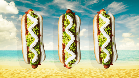 12 Indulgent, Gourmet Hot Dog Recipes Sure to Elevate Any Summer BBQ | StyleCaster