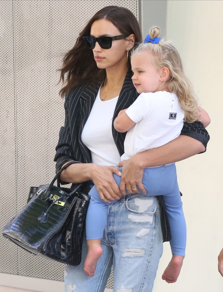 irina shayk daughter Irina Shayk Wants To Know Why Youre So Obsessed With Her