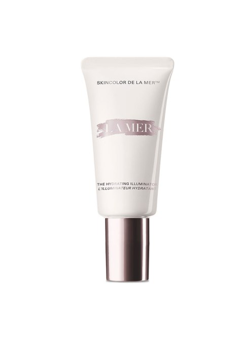 la mer illuminating primer La Mer is Coming For My 'Tech Neck' With This New Concentrate