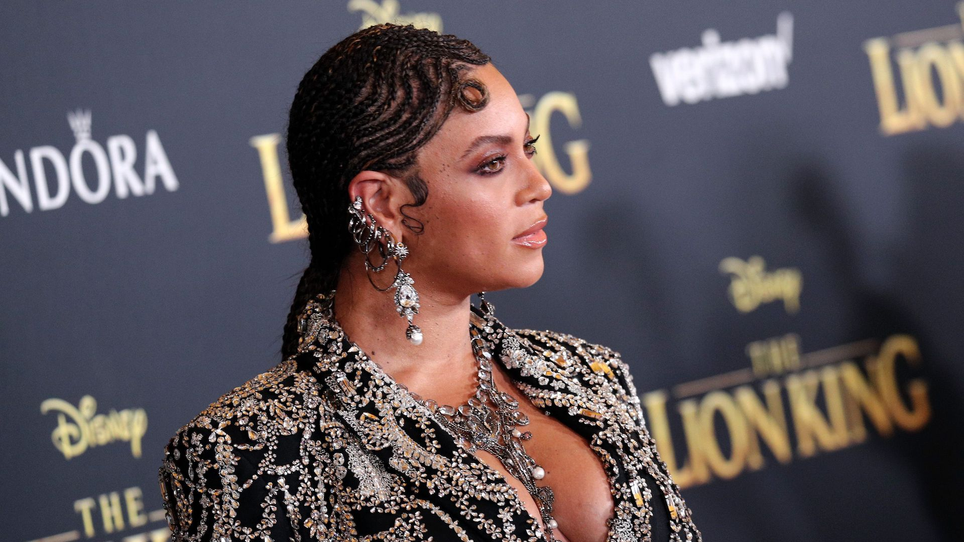 Every Wild Look from the 'Lion King' Premiere Red Carpet—Yes, Including Beyoncé's