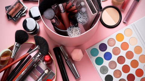 Makeup Closet Tours That'll Leave You Impressed and Overwhelmed   StyleCaster