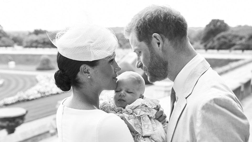 Meghan Markle, Prince Harrry & Baby Archie