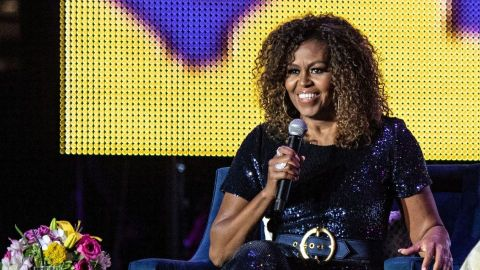 Glossier Is Dropping New Lip Gloss Shades and Michelle Obama Is Already Wearing One | StyleCaster