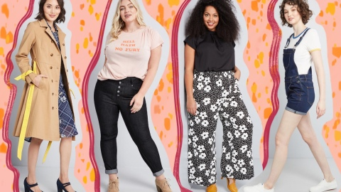 Get Your Wallets Ready, Because Modcloth's Outlet Site Is Full of Unbelievable Deals   StyleCaster