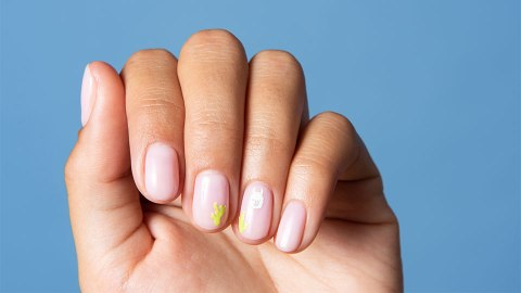 It's Official—Nail Stickers Are Definitely Cooler Than Nail Polish | StyleCaster