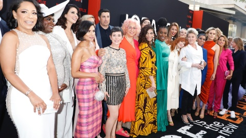 Everyone Looked Stunning at the 'Orange Is the New Black' Final Premiere, & I'm Crying   StyleCaster