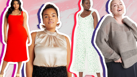 All The Cute Plus-Size Clothing You Can Score At Summer Sales Right Now | StyleCaster