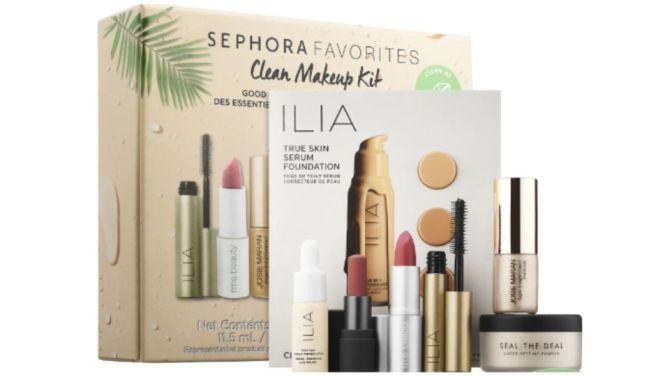 Sephora Clean Makeup Kit Features Five