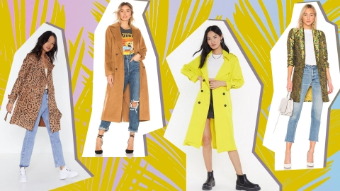 Cute Summer Coats Exist—and Yes, You Might Actually Want to Shop Them | StyleCaster