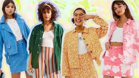 Cute Summer Jackets Are an Underrated Seasonal Must-Have | StyleCaster