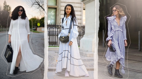 31 Maxi Dress Outfit Ideas You Definitely Need to Try This Summer | StyleCaster