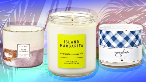 Bath & Body Works Candles That Smell Like a Vacation You Don't Want to End | StyleCaster
